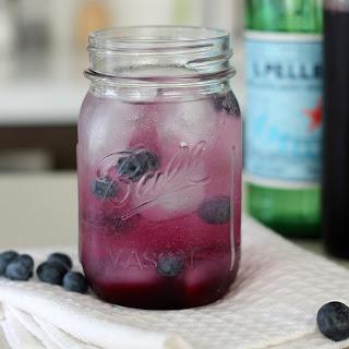 Blueberry Vanilla Bean Syrup