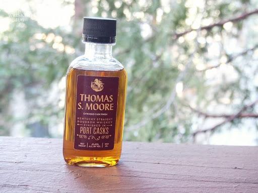 Thomas S. Moore Bourbon Port Casks Review