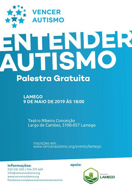 Palestra sobre autismo em Lamego