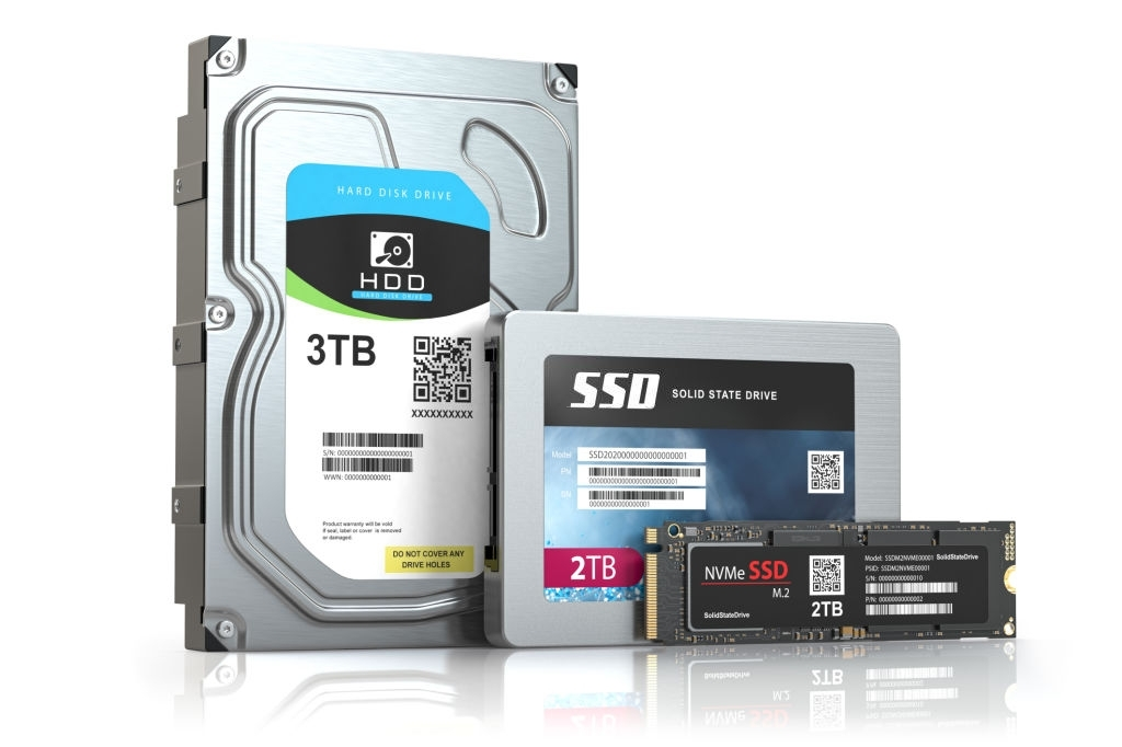 Select a Partition Style for Your SSD