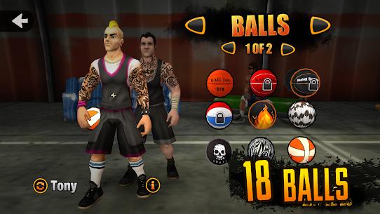 Jam League Basketball MOD Apk 1.3.9 (Unlimited Coins) 4