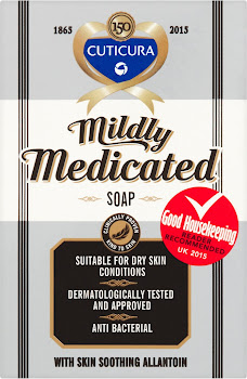 Cuticura Mildly Medicated Bar Soap - 100g