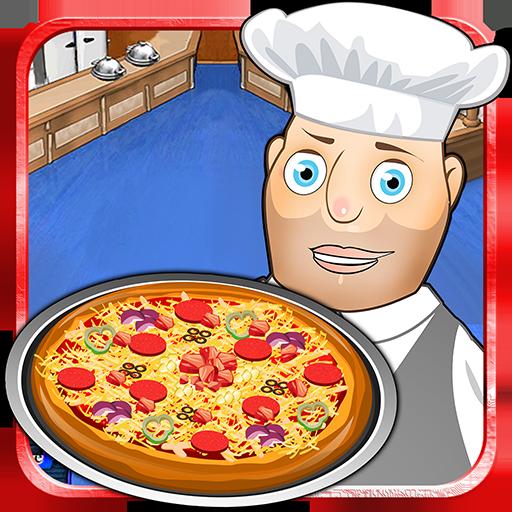 热比萨烹饪 休閒 LOGO-玩APPs