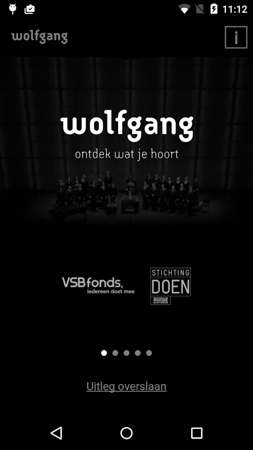 Wolfgang- screenshot