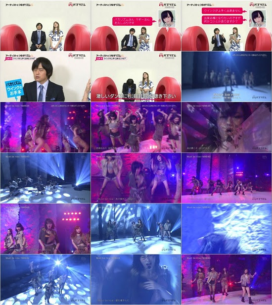 (TV-Music)(1080i) NMB48 Part – バズリズム 151009