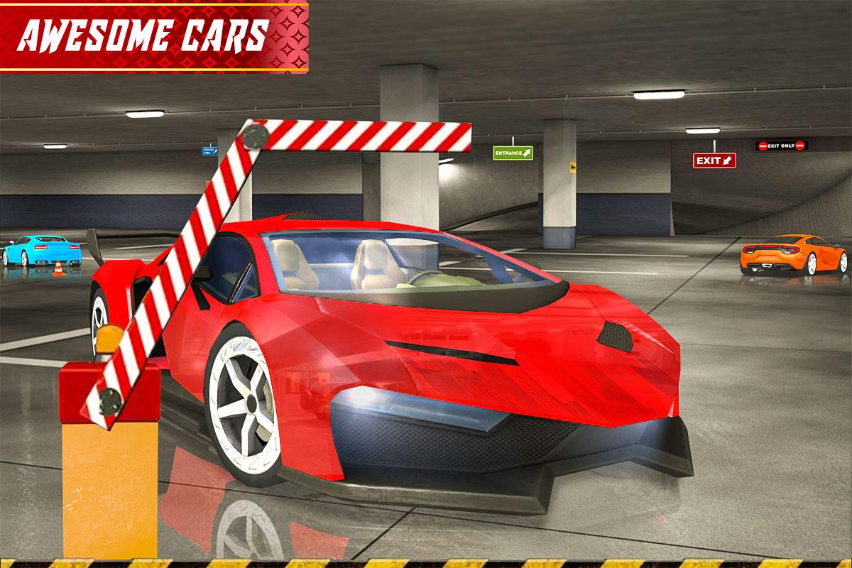 Roadway Car Parking Games 3d Android Apps On Google Play