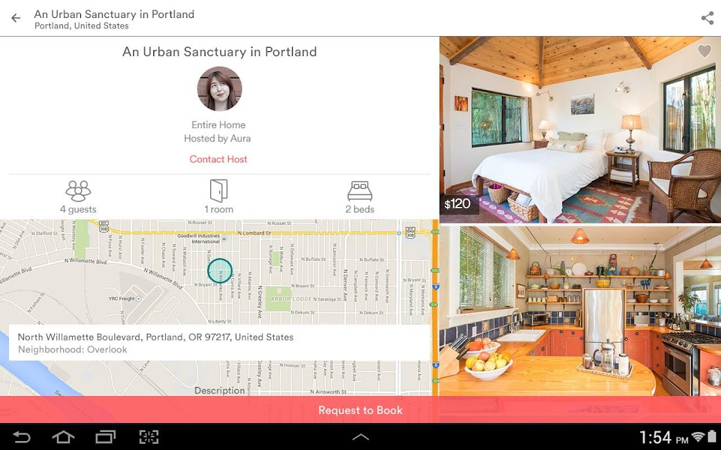 #6. Airbnb (Android)