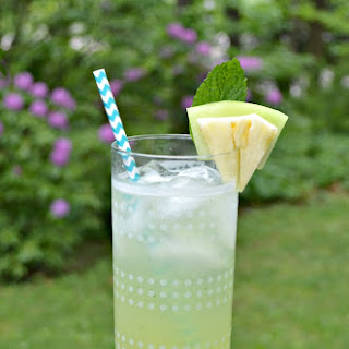 Honeydew Pineapple Agua Fresca