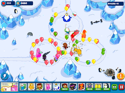 Bloons Adventure Time TD Mod Apk (Unlimited Money) 8