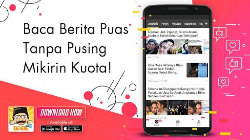BaBe Lite - Baca Berita Hemat Kuota for PC