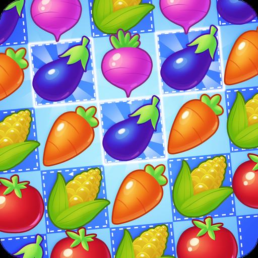 Farm Smash Match 3 Icon