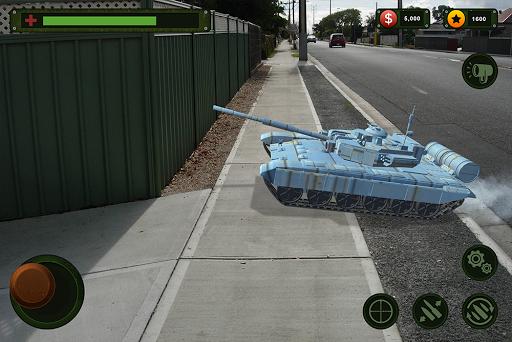 RC Tank Remote Control Sim AR. 0.1 screenshots 11