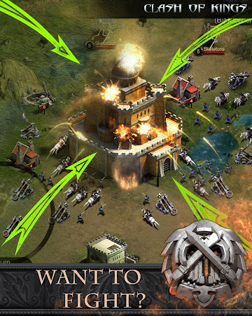 Clash of Kings 1.1.2 screenshot 7145