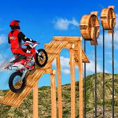 Download Crazy Bike Tricky Stunt Master Free