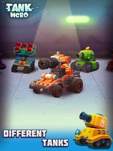 Tank Hero - Fun and addicting game 1.5.5 screenshots 11