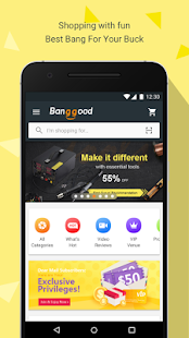 Banggood - Shopping With Fun- screenshot thumbnail