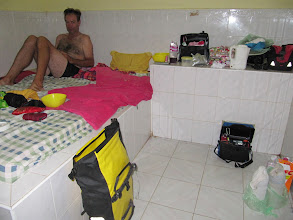 Photo: Year 2 Day 40 - The Flash Went Off and Makes the Room Look 100 Times Better Than it Was