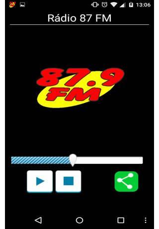 Rádio 87 FM|玩音樂App免費|玩APPs