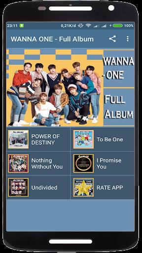 wanna one - full album screenshot 1