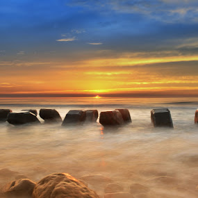 relaxing ... by Casper Prie - Landscapes Beaches