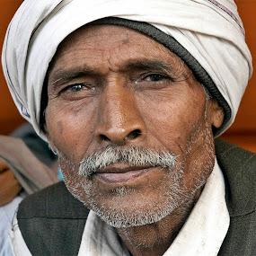 by Suman Rakshit - People Portraits of Men