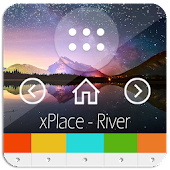 XPERIA™ Theme | River