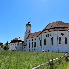 ドイツ・ロココの最高傑作 ドイツで1度は訪れたい世界遺産の「ヴィース教会」