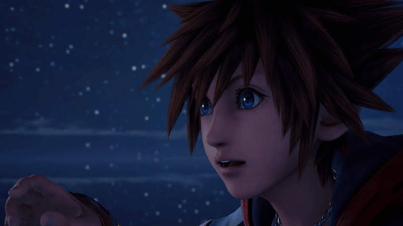 KINGDOM HEARTS III Re Mind DLC