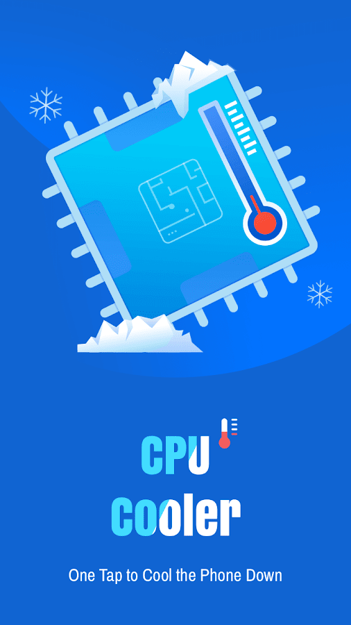 Clean Master for x86 CPU- screenshot