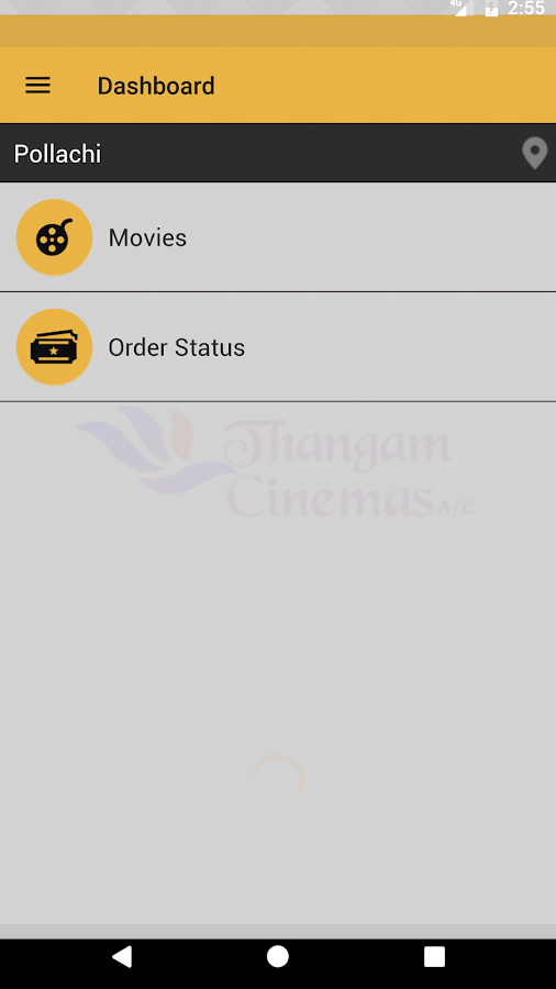 Thangam Cinemas- screenshot