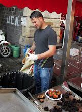 Photo: market boy