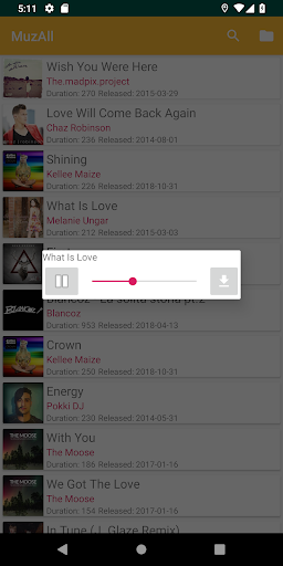 Mp3 Music Download 1.64 screenshots 2
