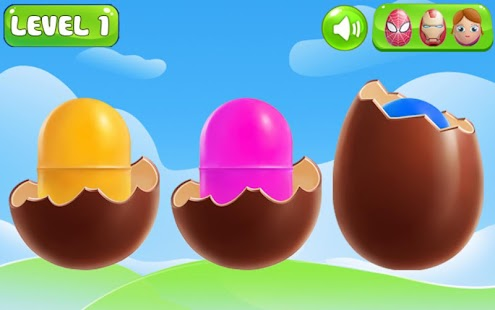Surprise Eggs - Toys Factory- screenshot thumbnail