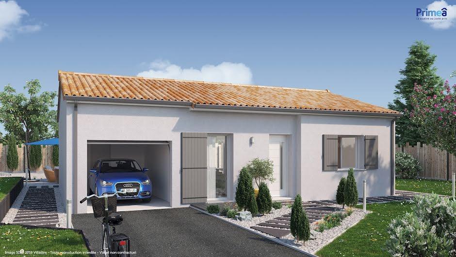 Vente maison 3 pièces 63 m² à Allons (47420), 142 267 €