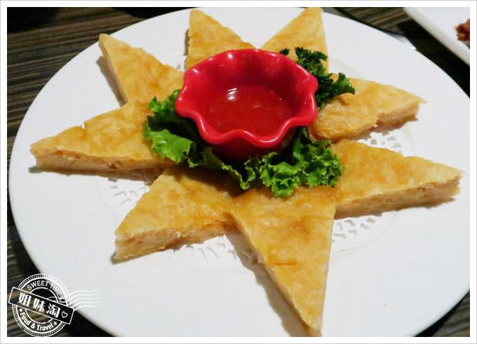 阿杜皇家泰式料理-月亮蝦餅