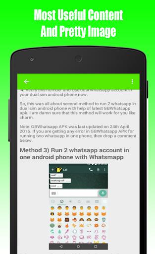 玩交通運輸App|免费双GbWhatsapp指南免費|APP試玩