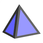 GeoGebra 3D Graphing Calculator Icon
