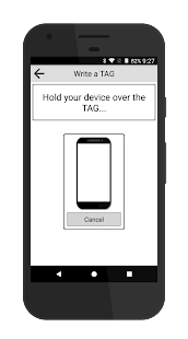 NFC Tag app & tasks launcher - náhled