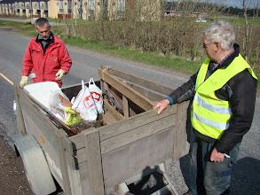 Photo: Affaldsindsamling på Fløjstrupvej