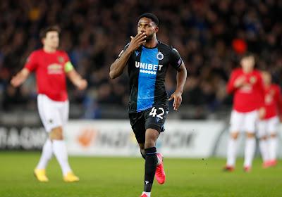 Malgré une bonne prestation contre Manchester United, Emmanuel Dennis était déçu