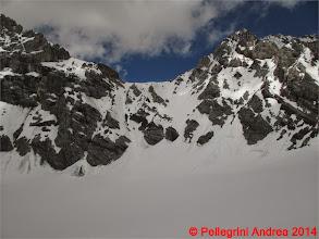 Photo: IMG_8875 il canale di accesso al Passo di Solda dal passo per accedere alla Vedretta dello Zebru