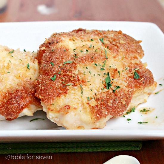 Baked Parmesan Chicken Recipe
