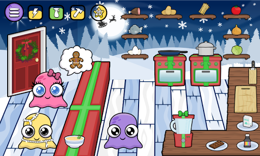 Moy 🍔 Restaurant Chef screenshot 2