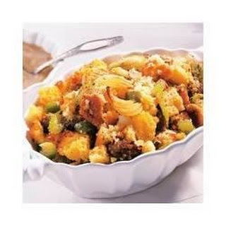 Sage Corn Bread Stuffing