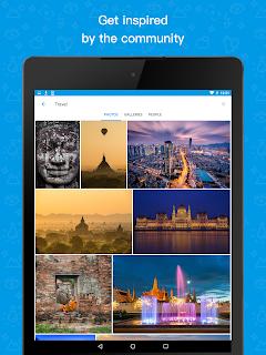 500px – Discover great photos screenshot 06
