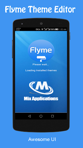 Theme Editor For Flyme 1.1.4 screenshots 1