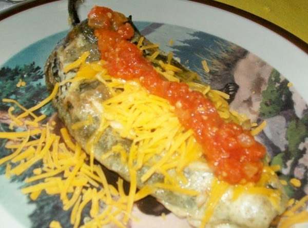 Chiles Rellenos Irisa Style…… Recipe
