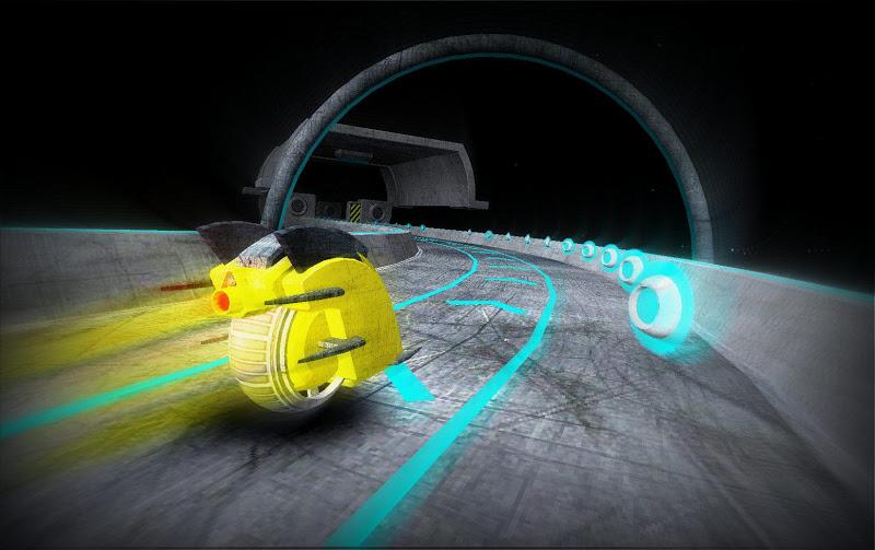 Скриншот Wheel Rush Free