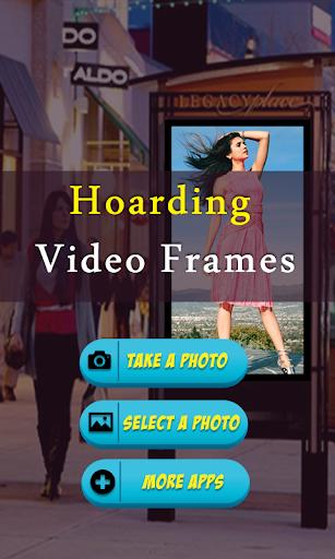 Hoarding Video Frames