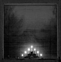 Photo: Through the window.